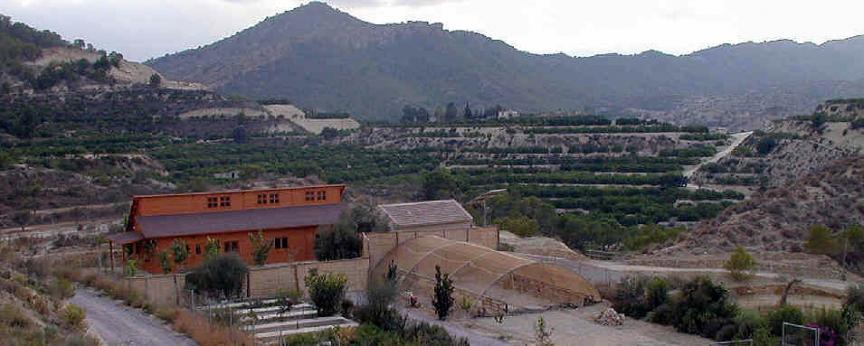 panoramica centro - Fuente de Columbares se integra en la Red de Espacios para la Biodiversidad, la Diversidad Genética y el Paisaje